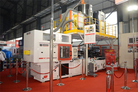 Special PET Injection Moulding Machine
